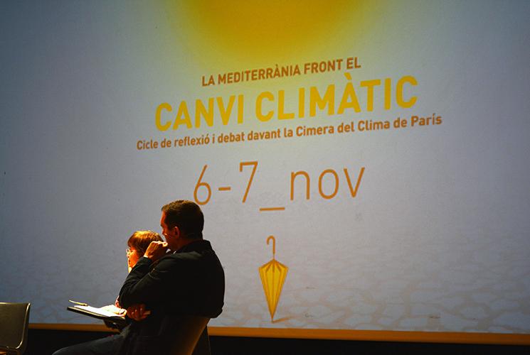 Canvi climàtic amb Jorge Olcina