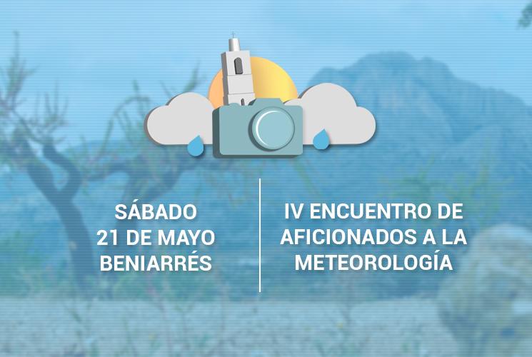 Encuentro de Aficionados a la Meteorología de Beniarrés