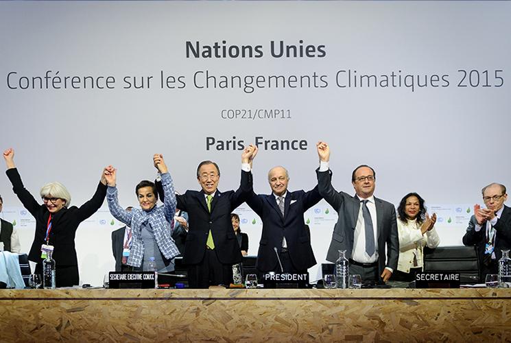 COP 21 acuerdo París