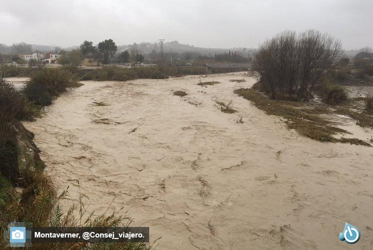 Montaverner ríos