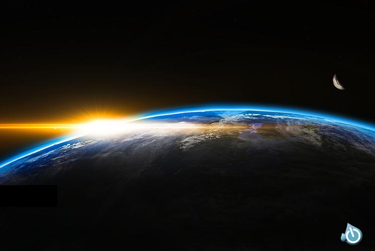 La Tierra por Pixabay