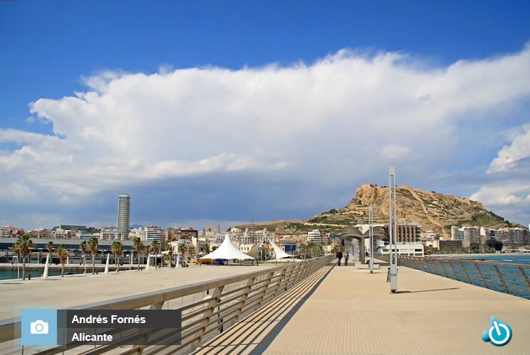 Nubes Alicante